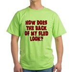 backblack.png Green T-Shirt