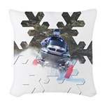 rideofyourlifeout.png Woven Throw Pillow