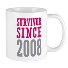 Survivor Since 2008 Mug
