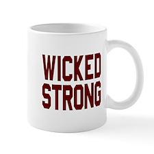 Wicked Strong Boston Mug