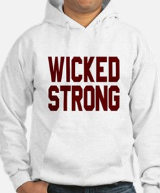 Wicked Strong Boston Hoodie