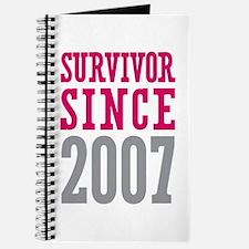 Survivor Since 2007 Journal