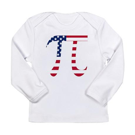 American Pi Long Sleeve T-Shirt