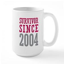 Survivor Since 2004 Mug