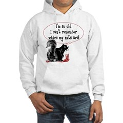 I'm so old... where are my nuts? Hoodie