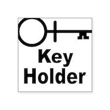 Key-Holder Sticker