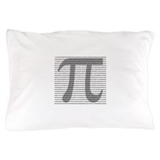 Pi Digits Pillow Case