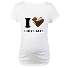 I Heart Football Shirt