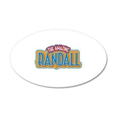 The Amazing Randall Wall Decal