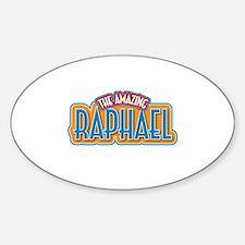 The Amazing Raphael Decal