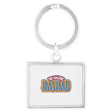 The Amazing Rashad Keychains