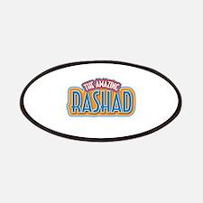 The Amazing Rashad Patches