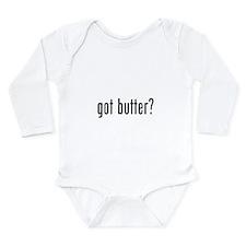 got butter? Body Suit