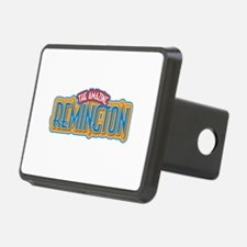 The Amazing Remington Hitch Cover