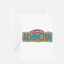 The Amazing Remington Greeting Cards (Pk of 10)