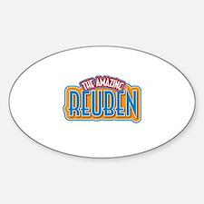 The Amazing Reuben Decal