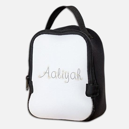 Aaliyah Spark Neoprene Lunch Bag