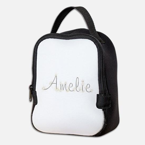 Amelie Spark Neoprene Lunch Bag