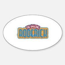 The Amazing Roderick Decal