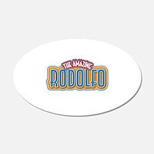 The Amazing Rodolfo Wall Decal
