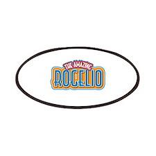 The Amazing Rogelio Patches
