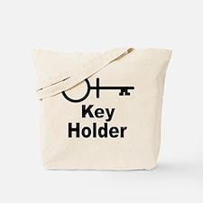 Key-Holder Tote Bag