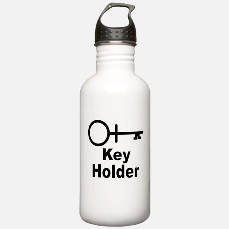 Key-Holder Water Bottle