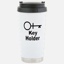 Key-Holder Travel Mug