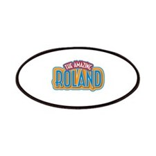 The Amazing Roland Patches