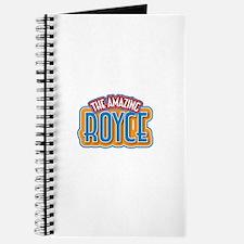 The Amazing Royce Journal