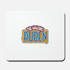 The Amazing Ruben Mousepad