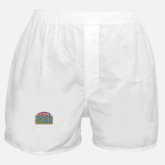 The Amazing Ryder Boxer Shorts