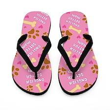 English Setter Mom Gift Flip Flops