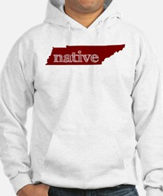 Red Native Jumper Hoody