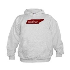 Red Native Hoodie
