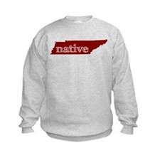 Red Native Sweatshirt