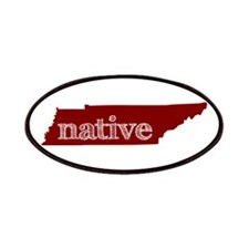 Red Native Patches