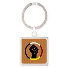 Rise Up - Idle No More Keychains