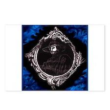Phantom of the Opera ~Phantom (with Blue Swirl) Po