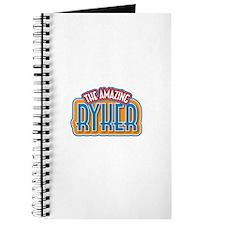 The Amazing Ryker Journal