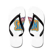 The Amazing Samson Flip Flops