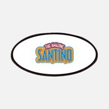 The Amazing Santino Patches