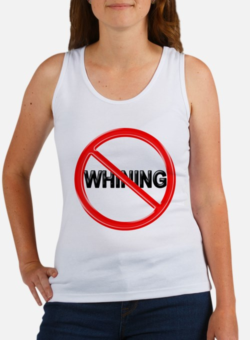 NO WHINING Women's Tank Top