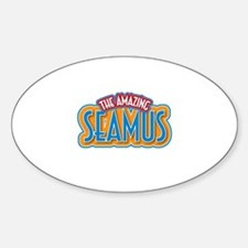 The Amazing Seamus Decal