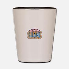 The Amazing Shane Shot Glass