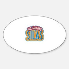 The Amazing Silas Decal