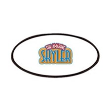 The Amazing Skyler Patches