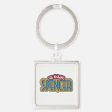 The Amazing Spencer Keychains