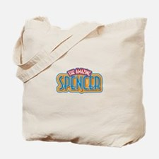 The Amazing Spencer Tote Bag