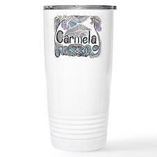Carmela Travel Coffee Mug